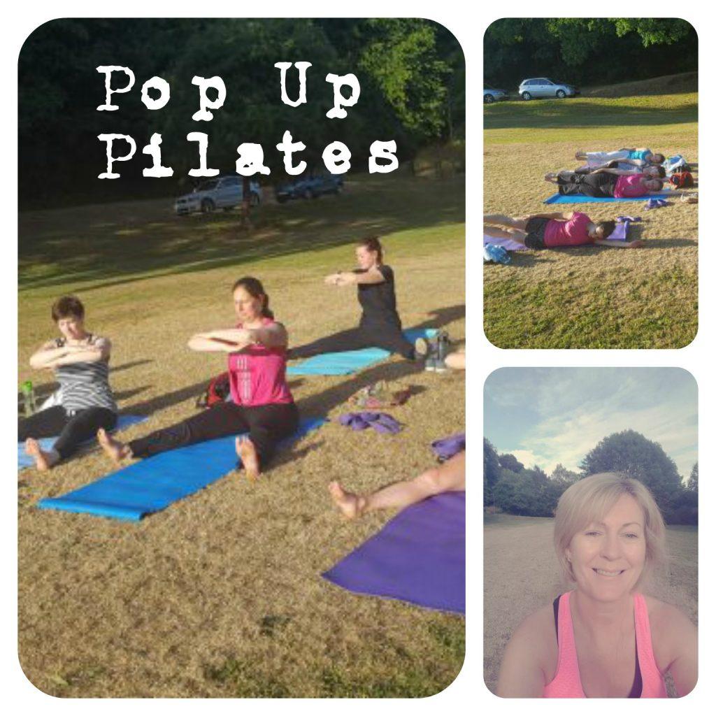 Pop Up Pilates